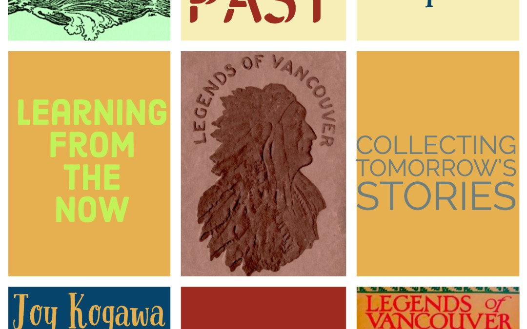Pondering the Past, Learning from the Now, Collecting Tomorrow's Stories