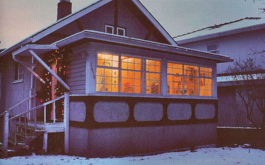 December at Kogawa House