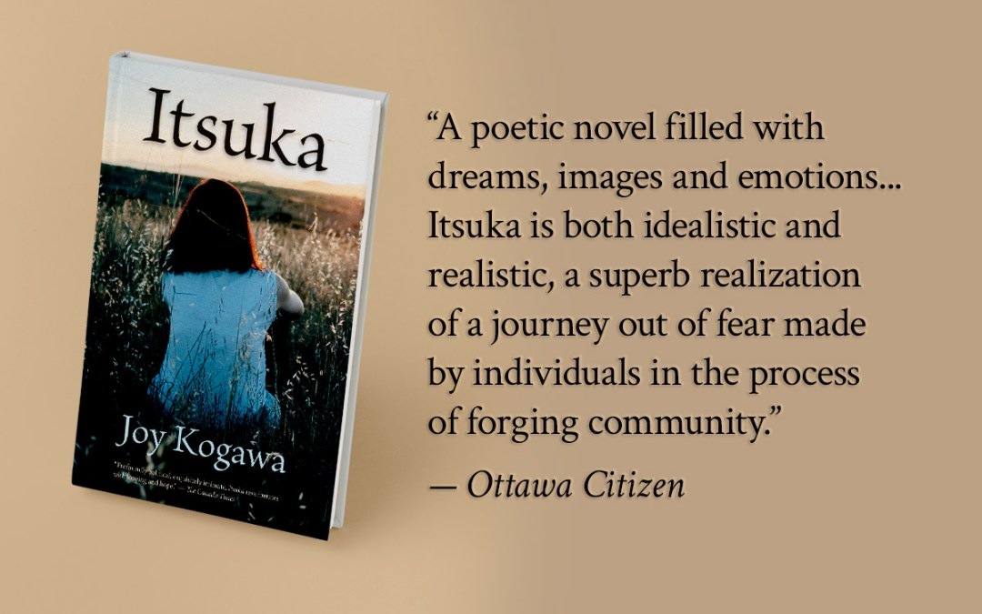 Joy Kogawa book launch