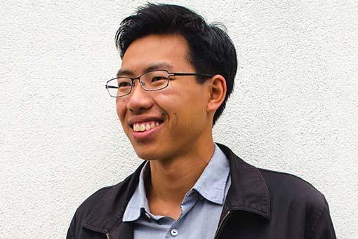 Portrait of William Tham Wai Liang