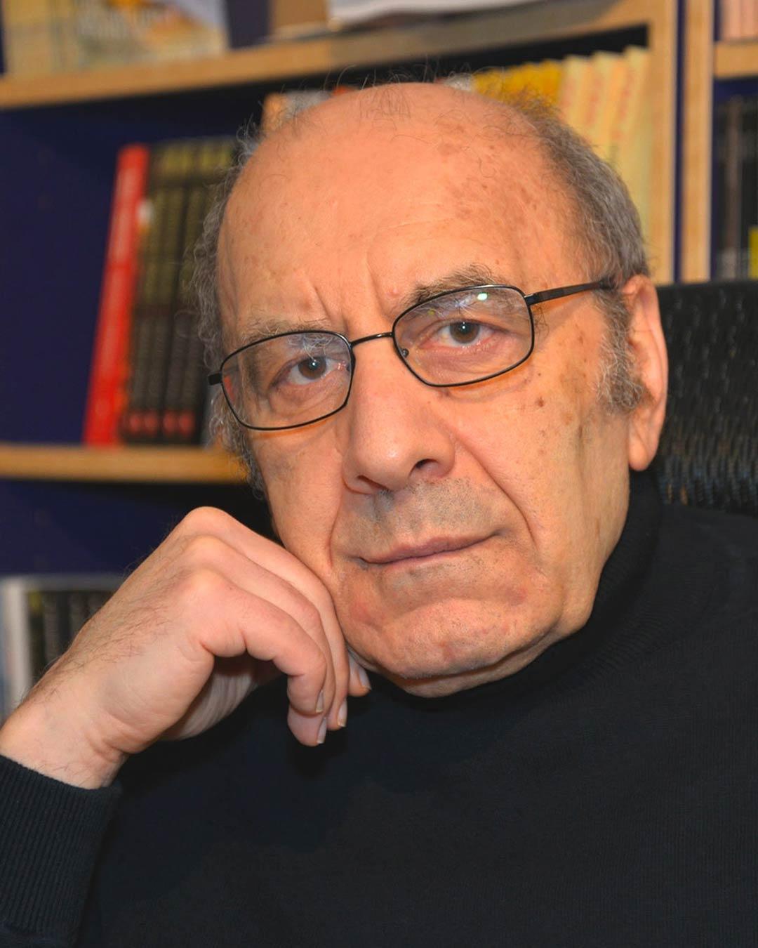 Portrait of Michael Mirolla
