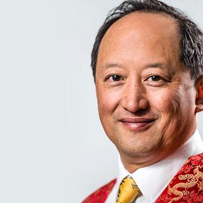 Todd Wong, Past Chair of the Board of Directors at Historic Joy Kogawa House Society