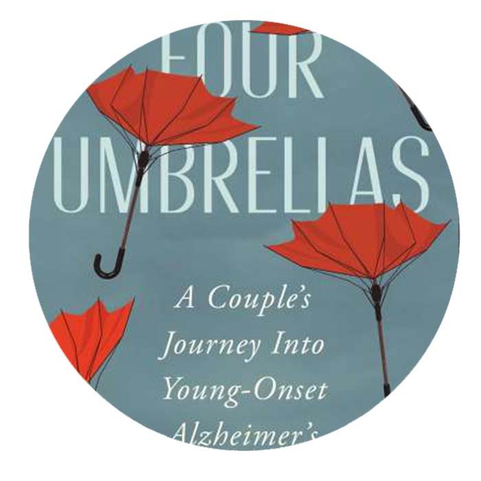 Four Umbrellas by June Hutton and Tony Wanless