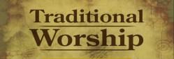 Traditional Worship image