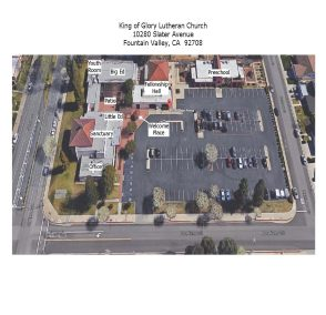 Aerial View of King of Glory