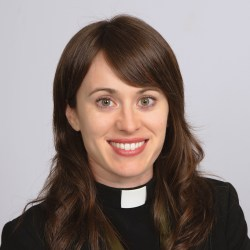 Photo of the Reverend Kinndlee Lund