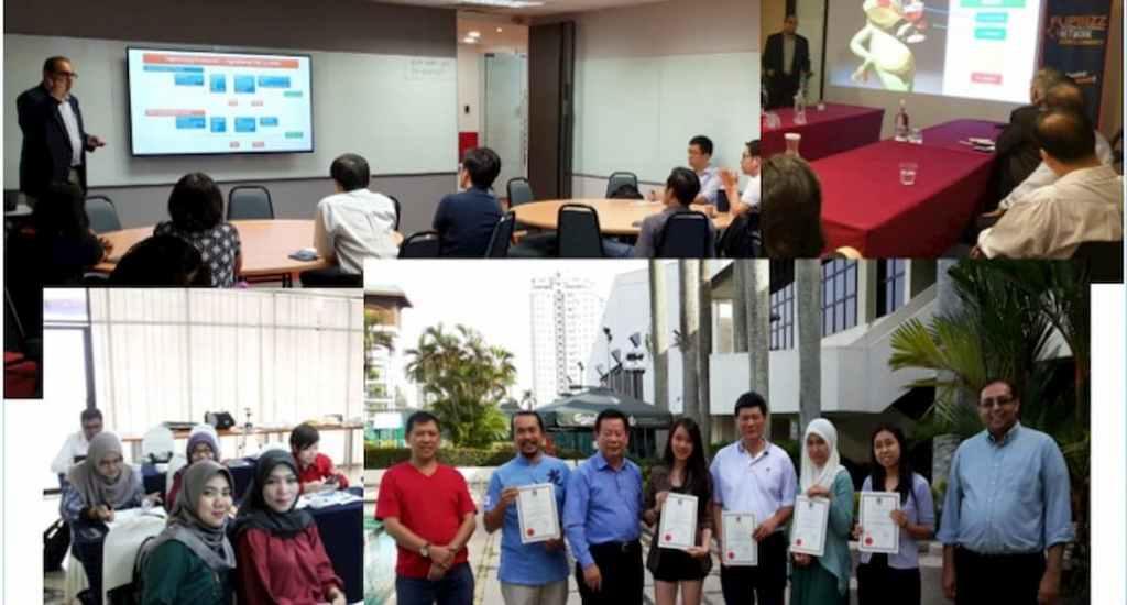 Perunding SEO digital pemasar dan jurulatih Logga