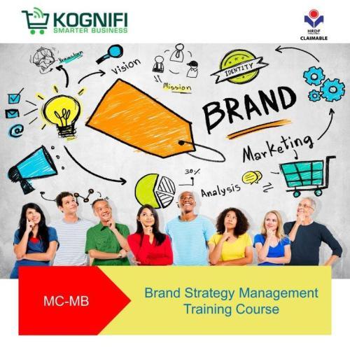 MC Kognifi Brand Strategy Management Training Course