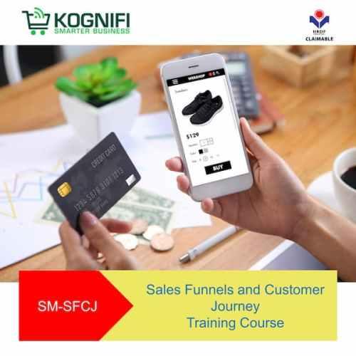 Kursus latihan jualan dan perjalanan pelanggan PSMB yang dituntut Kognifi