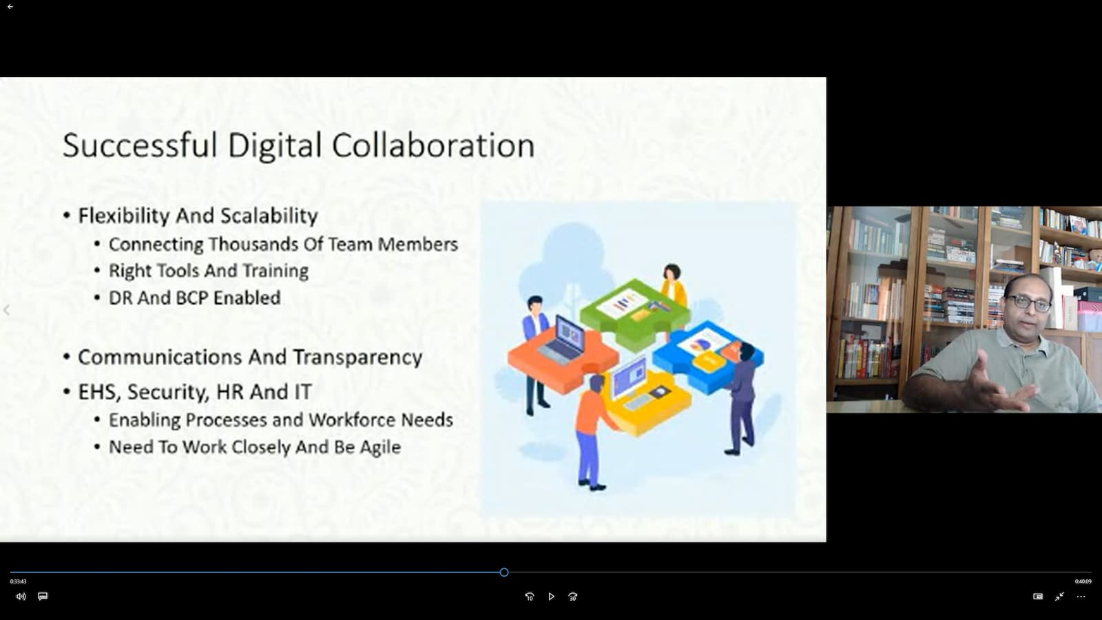 Virtual Classroom Remote Online Learning by Kognifi