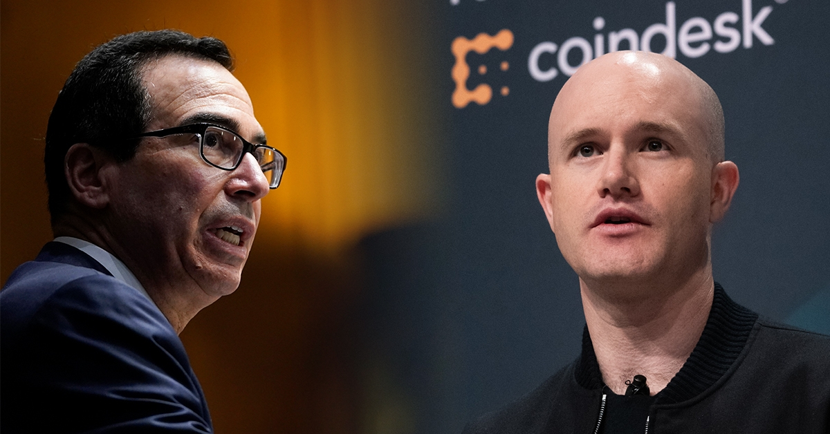 Coinbase CEO: Trump Administration May 'Rush Out' Burdensome Crypto Wallet Rules