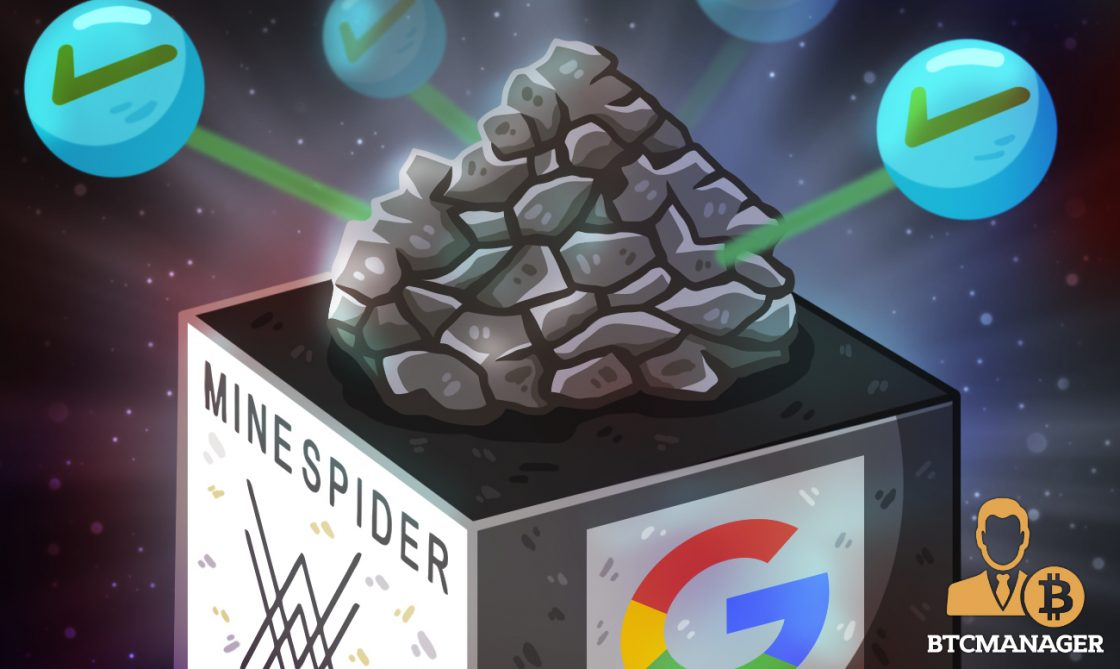 Minespider, Google, LuNa Smelter Launch Blockchain-Based Tin Traceability Solution