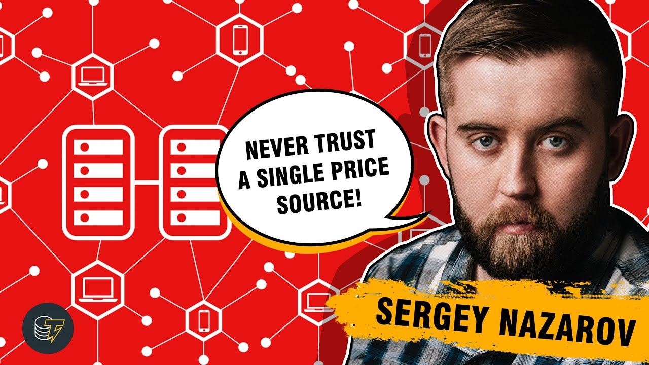 The importance of decentralized oracles: Interview with Sergey Nazarov