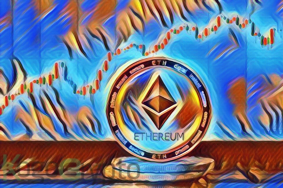 Ethereum has hit a new high of $2,041