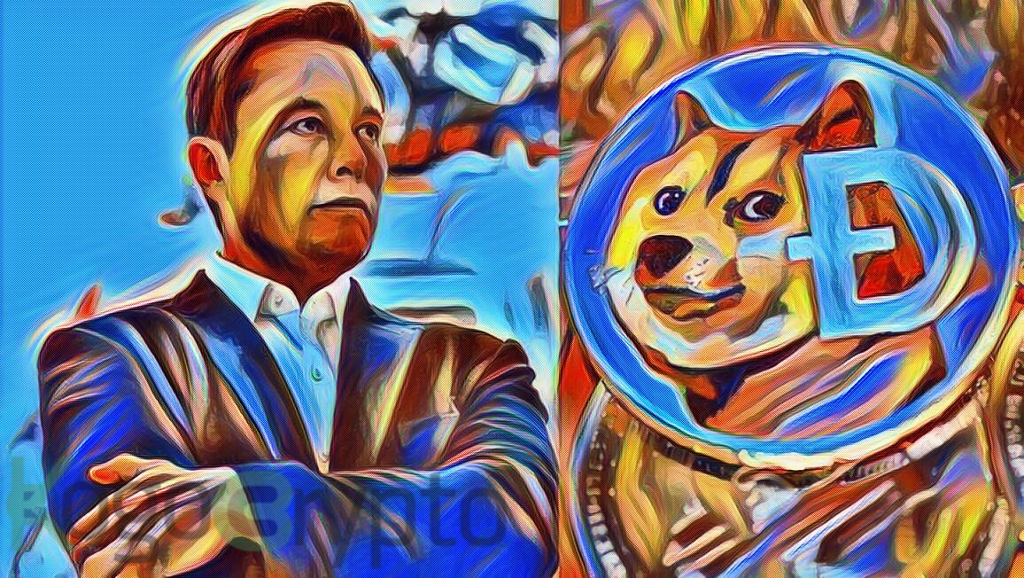Elon Musk reduces Dogecoin hype, as the DOGE price rises by 23%.