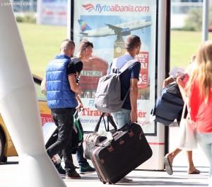 21 azilkërkues sirianë në Tiranë, ikin në drejtim të paditur