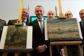 Rigjenden 14 vite më pas dy piktura të vjedhura të Van Gogh-ut
