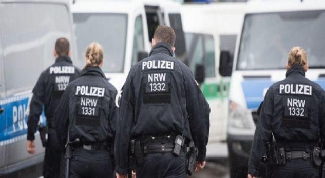 Arrestohet hajduti më i rrezikshëm në Gjermani, është shqiptar