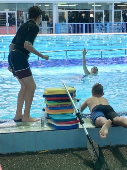 Year 6-8 Water Safety