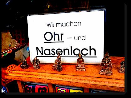 Bremen nasenloch