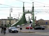 Budapest Elisabethbrücke Lo