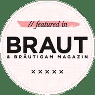 Svetlana Kohlmeier Fotografie feauted in Braut & Bräutigam magazin Hochzeitsfotograf tübingen