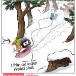 1:8 Snow Anchor