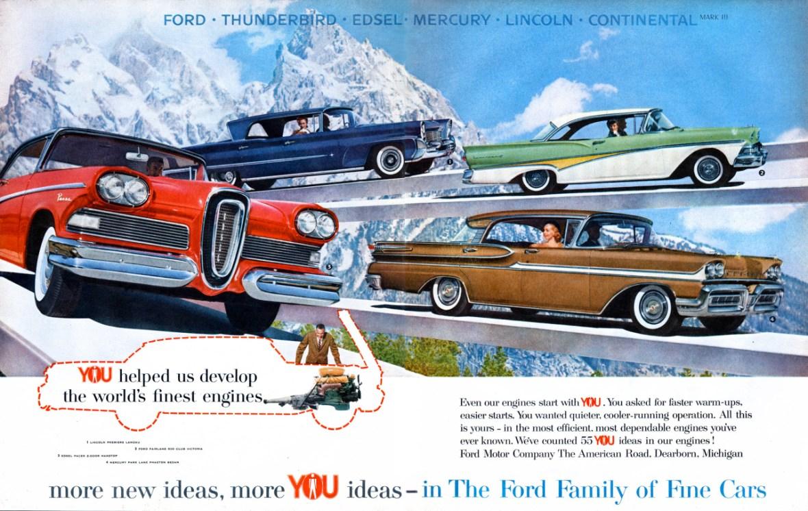 1958 Ford Motor Company