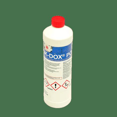 DK-DOX Pond Keimdruckreduktion und Bakteriellen Probleme bei Koi