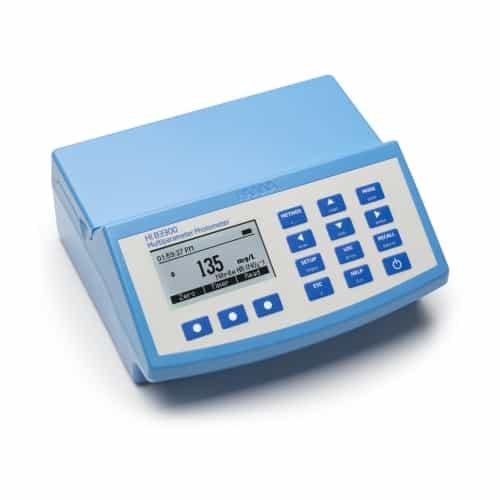 Hanna HI83300 Multiparameter-Photometer und pH-Meter