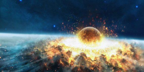 Possibile Impatto asteroide sulla Terra. Allarme dagli scienziati inglesi
