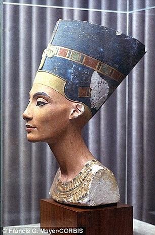 Neferneferuaten Nefertiti o regina Nefertiti