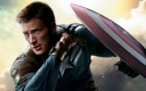 wallpaper Captain America
