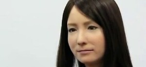 Actroid-F la ragazza robot