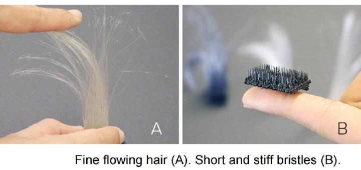 Arrivano i capelli stampati in 3D