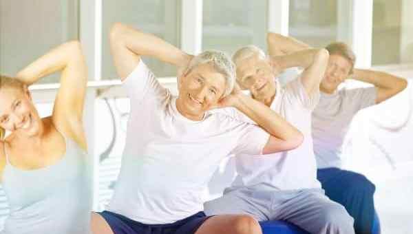 Rallentare l'invecchiamento con l'attività fisica