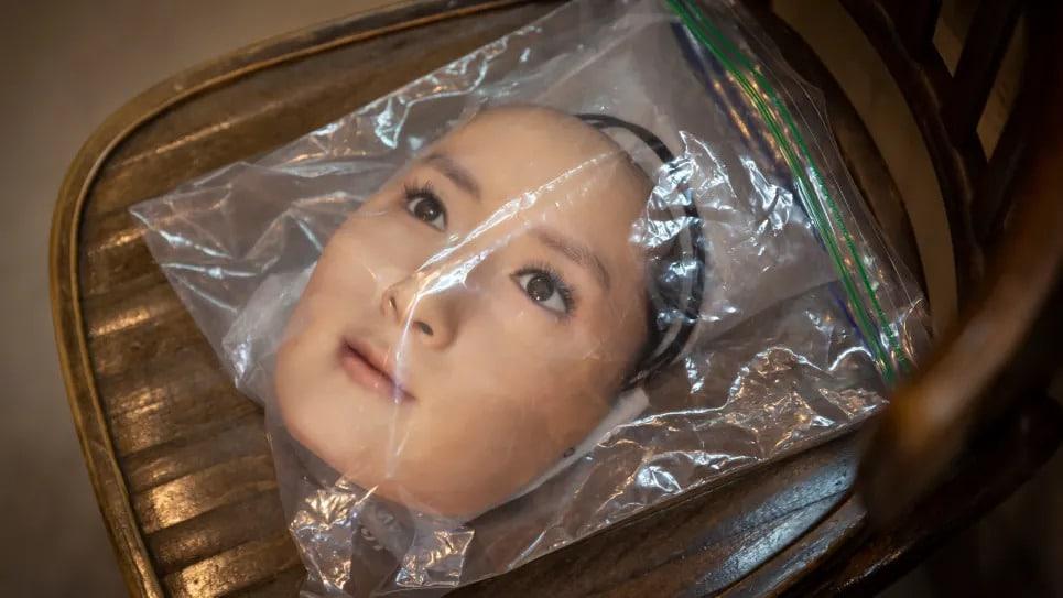 maschere realistiche stampate 3D 7