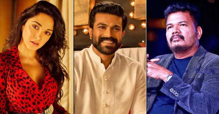 Ram Charan Fans! Here's When Shankar's RC 15 With Kiara Advani Is All Set  To Go On Floor & It's Not Faraway