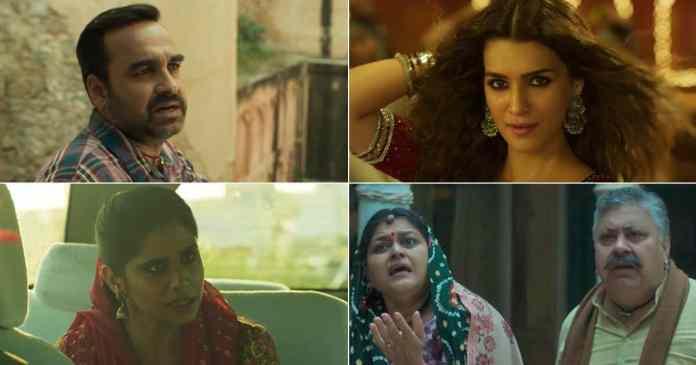 Mimi Trailer Out!  Kriti Sanon, Pankaj Tripathi & Sai Tamhankar's Surrogacy...