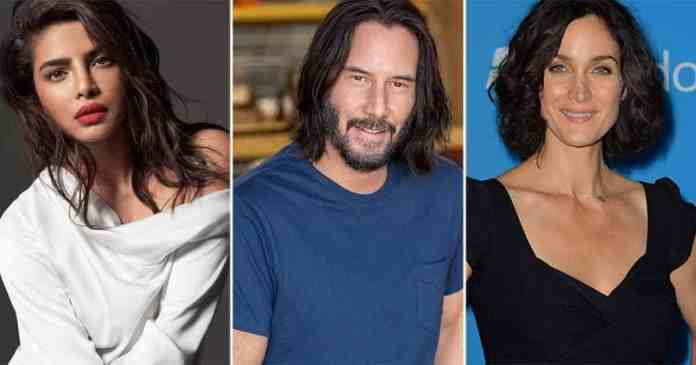Priyanka Chopra Jonas, Keanu Reeves & Carrie-Anne Moss Starrer 'The Matrix:  Resurrections' Trailer Unveiled At CinemaCon