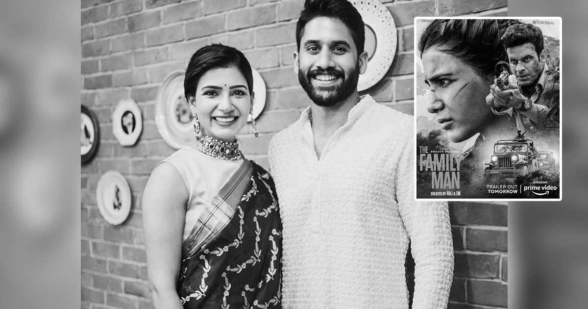 Samantha Ruth Prabhu's 'Bold' Role In The Family Man 2 Also A Reason Of Her  Divorce With Akkineni Naga Chaitanya? 50 Crores' Alimony Rumoured