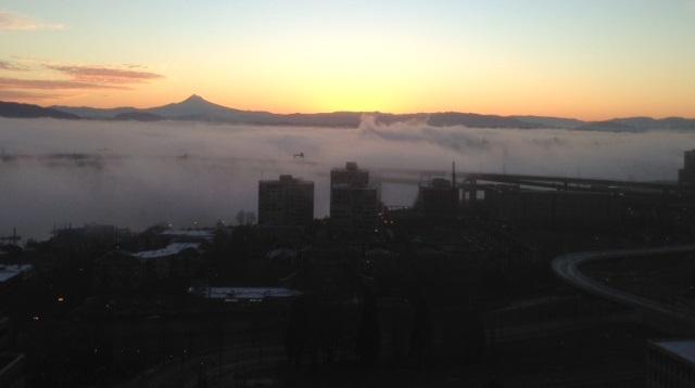 fog portland mount hood 01312015_117979