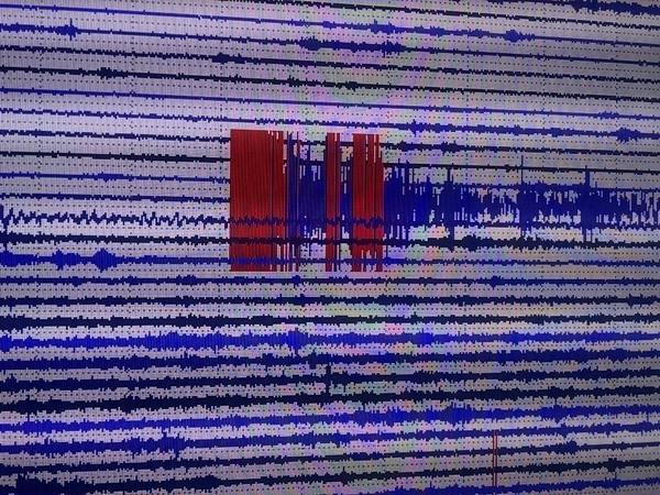 One of the earthquakes on the USGS monitoring system, June 1 2015 (KOIN)_163504