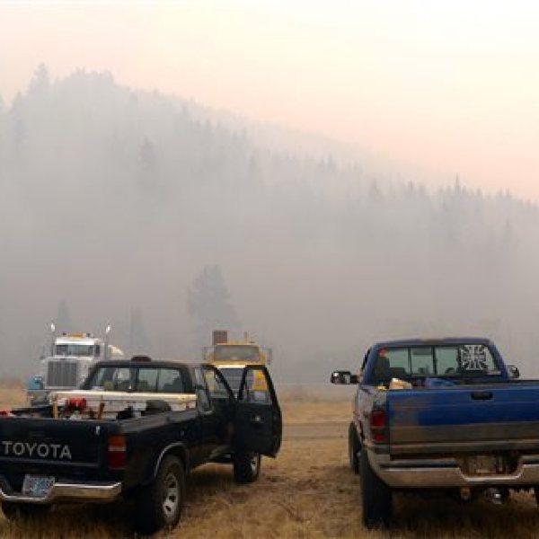 Oregon Wildfires_187555