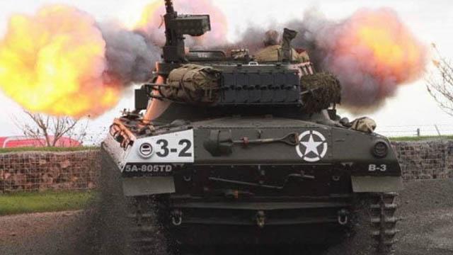 No crime in World War II-era tank explosion