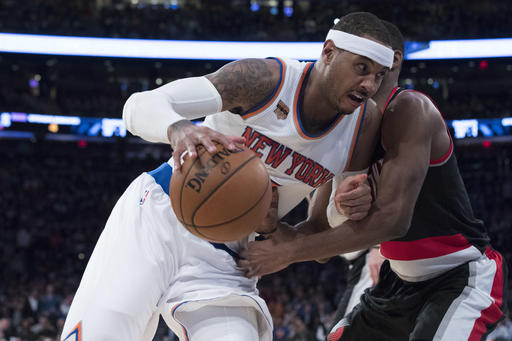 Carmelo Anthony, Maurice Harkless_491913