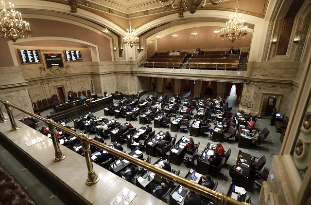 Washington State Legislature Olympia