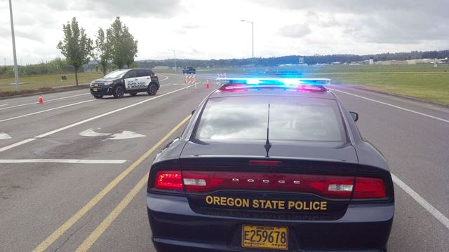 generic oregon state police