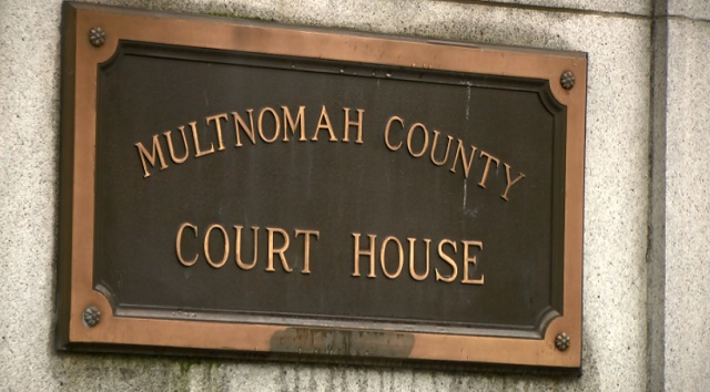 The Multnomah County Court House, October 2016 (KOIN, file)