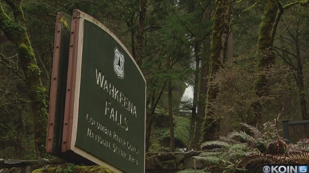 'Serious' Rock Slide Keeps Gorge Trail Closed